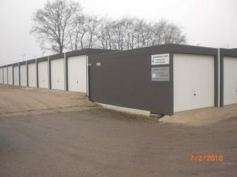 Garagebox/Opslagruimte van 7 x 3 breed en 2,7 mtr hoog
