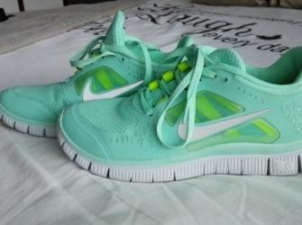 Nike free run dames sneakers