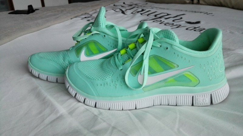 Nike free run dames sneakers