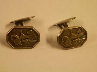 Antieke zilveren machetknopen Pandjeshuis Harlingen
