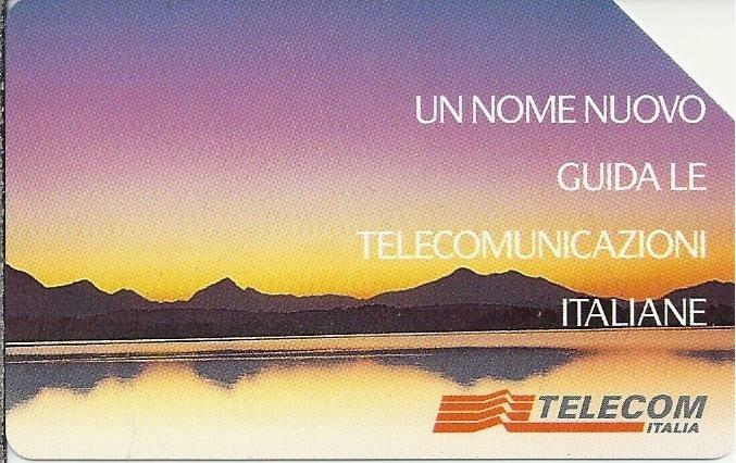 Telecom Italia. Un Nome Nuovo Guida le Telecomunicazioni