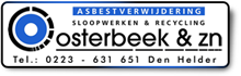 bouwmaterialen te koop J H Oosterbeek den helder