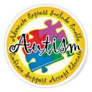 gratis sticker autisme