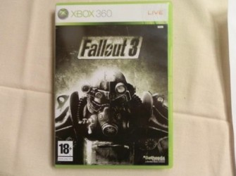 Xbox 360 Fall out 3