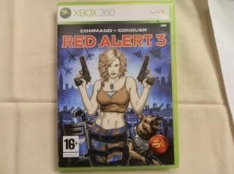 Xbox 360 Red alert 3