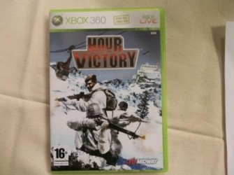 Xbox 360 Hour of Victory game
