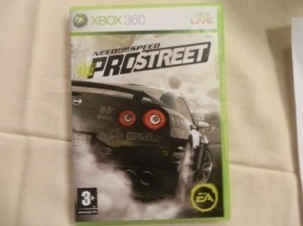 Xbox 360 Need for speed pro street Pandjeshuis Harlingen