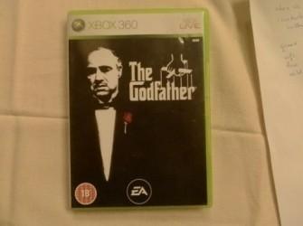 Xbox 360 The godfather Pandjeshuis Harlingen