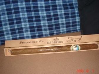 Mega sigaar