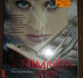 Boek Schimmenspel