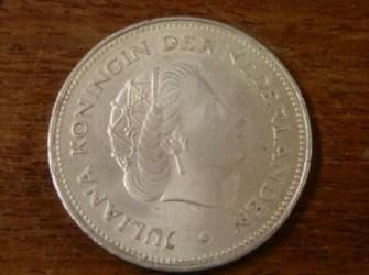 Zilveren tien gulden munt Pandjeshuis Harlingen Friesland