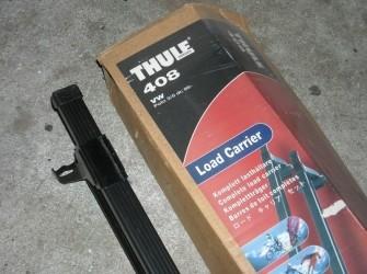 Thule dakdragers 408 (VW Polo 95+)