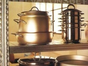 Keukenkast Keukenstelling Pannenrek DESIGN