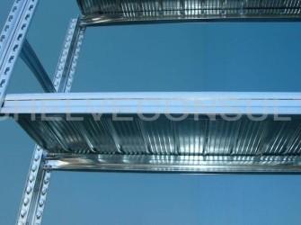 Industriële Stelling Stellingkast ALU-LOOK Design