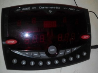 Elektronische Dartcomputer