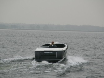 Topcraft 605 Tender, by Verschuur Watersport