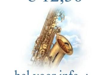 saxofoonles
