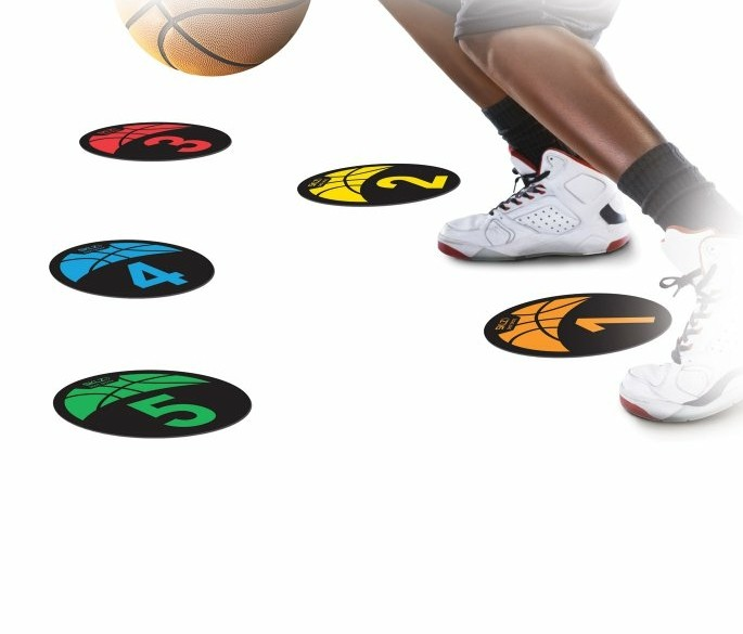 Shot Spotz - Basketball Drill Training Aid