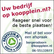 Adverteren op Koopplein?