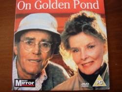 On Golden Pond, Katharine Hepburn, Henry & Jane Fonda.