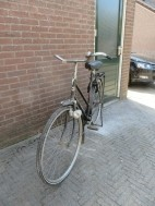oldtimer fiets merk: locomotief