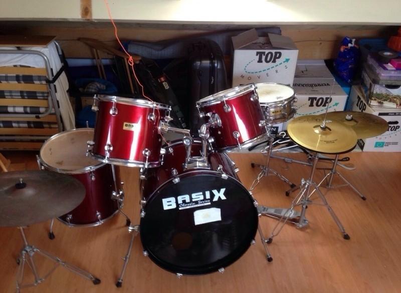 Drumstel merk Basix