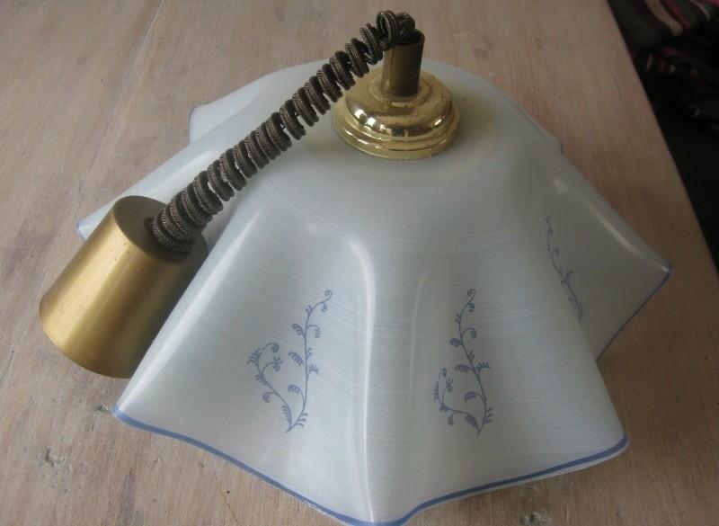 te koop mooie lamp uit de jaren vijftig