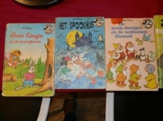 Walt disney boeken collectie Pandjeshuis Harlingen Frieslan…