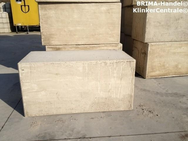 NIEUWE betonblokken megablokken stapelblokken