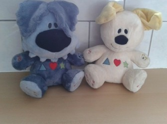 Educatieve Woezel en Pip knuffel