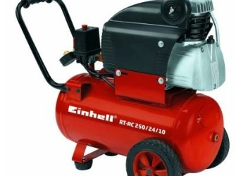Einhell rt-ac 250/24/10 tackercompressor!!! 10 bar!!!