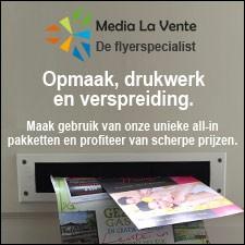Media La Vente voor vormgeving en drukwerk