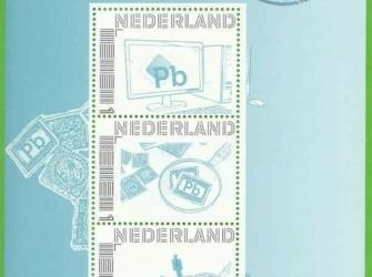 5 Jaar Postzegelblog # NVPH 2751-D-22