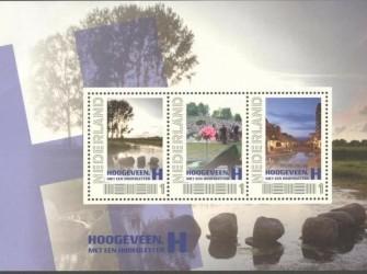 Postbox 11 Hoogeveen met een hoofdletter H 2751-D2