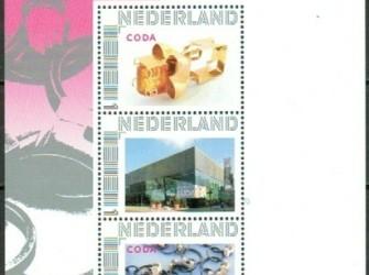 Blokje CODA Apeldoorn # NVPH 2751-D-17 # Postfris