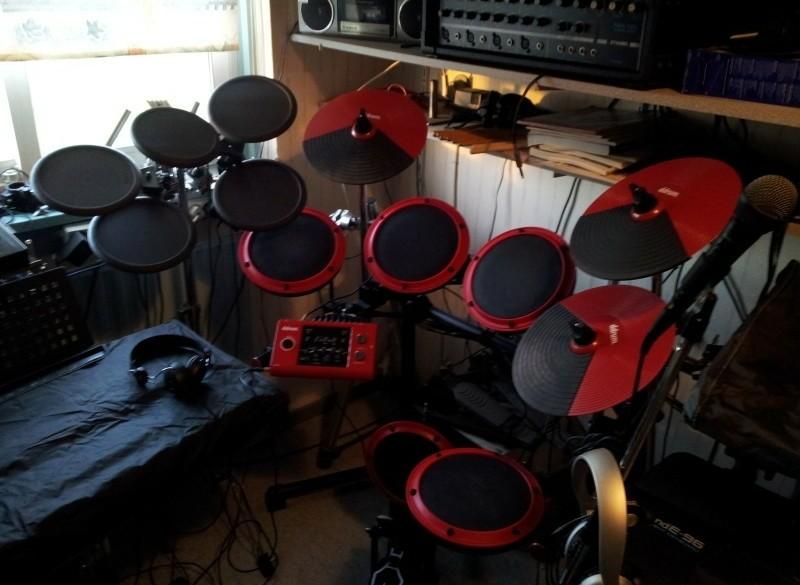 dd 1 digital drumkit