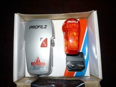 Te Koop set Profil fietsverlichting. (LAATSTE)