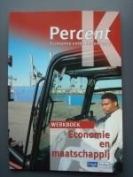 Percent Vmbo Economie Kgt -WERKBOEK (a091)