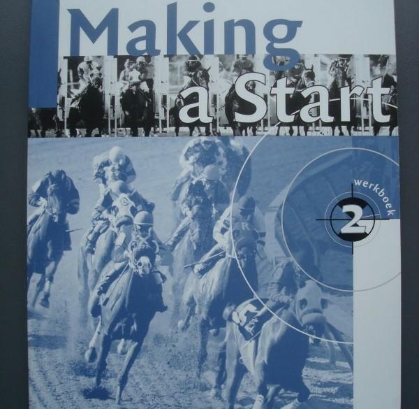 Making a Start 2 Havo/vwo - werkboek A122