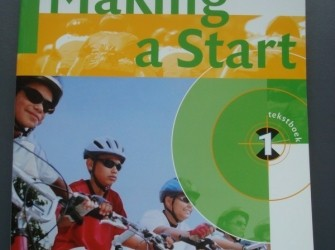 Making a Start 1 vmbo-b(k) tekstboek A123