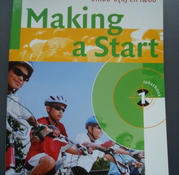 Making a Start 1 vmbo-b(k) tekstboek A123