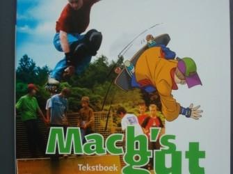 Mach's gut Vmbo-B/K en lwoo -tekstboek A104
