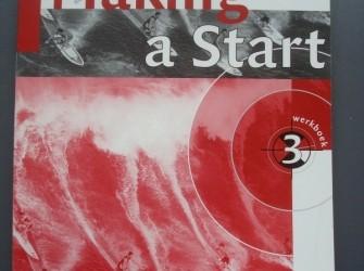 Werkboek Making a start 3 vmbo-K/G/T - H. Mol A120