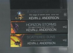 the sage of seven suns- SCATTERED SUNS-KEVIN J. ANDERSON