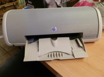 Hp printer 3550
