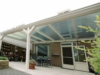 veranda carport aluminium
