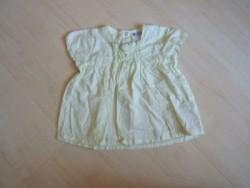 Mooi zachtgroen bloes/tuniek HEMA mt 86