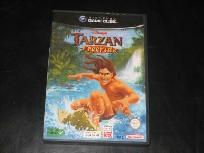 disneys tarzan freeride