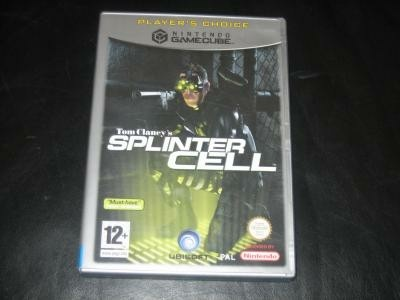 "tom clancy""splinter cell"