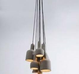 Unieke Betonnen Hanglamp 9 Kare Design